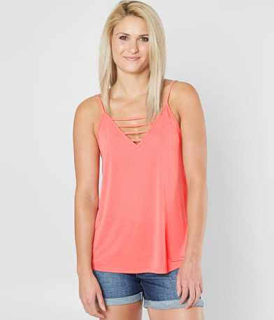 Daytrip Strappy V-Neck Tank Top