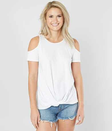 Daytrip Cold Shoulder Top