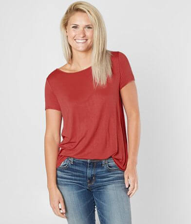 Daytrip Lace-Up Top -Special Pricing