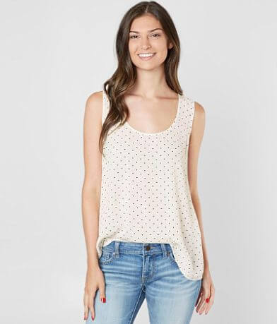 Daytrip Polka Dot Tank Top