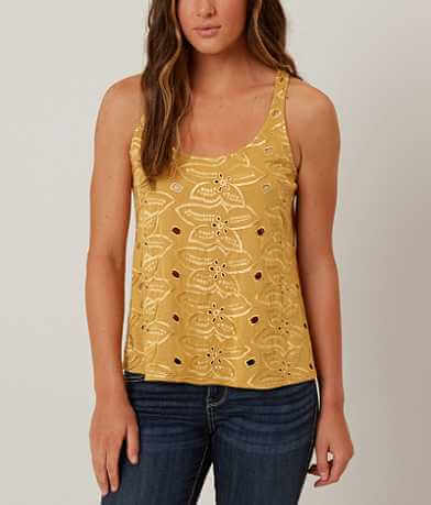 Daytrip Eyelet Tank Top