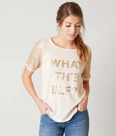 twine & stark What The Elf Top