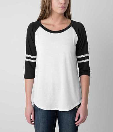 Living Doll Raglan Sleeve Top