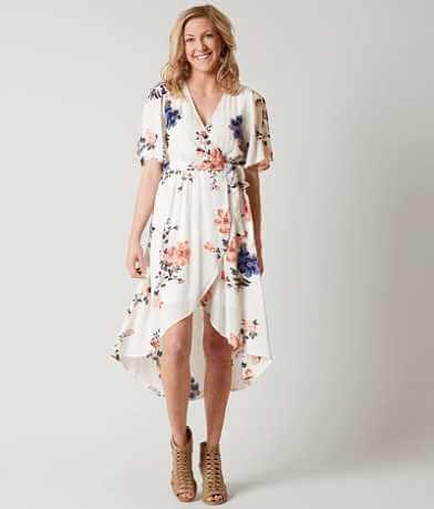 Daytrip Wrap Dress