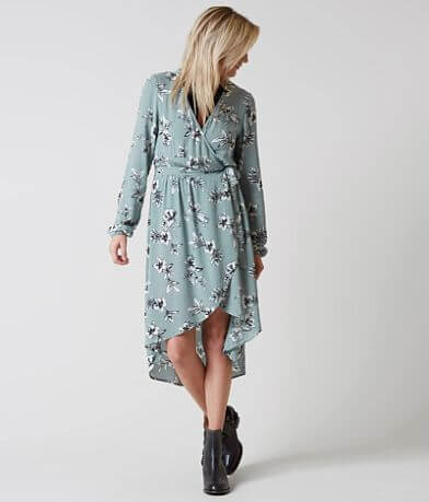 Daytrip Wrap Dress