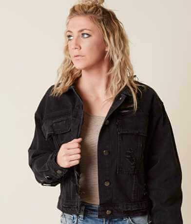 LE LIS Denim Jacket