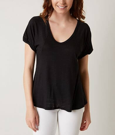 LE LIS High Low Hem Top