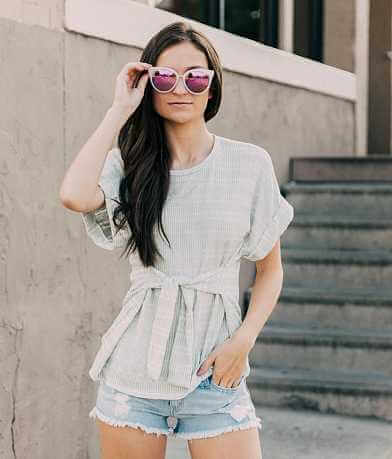 Daytrip Textured Top