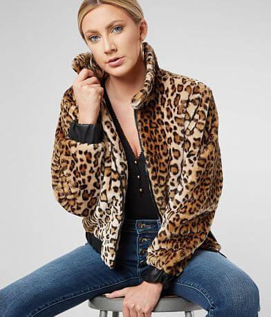 LE LIS Cheetah Jacket