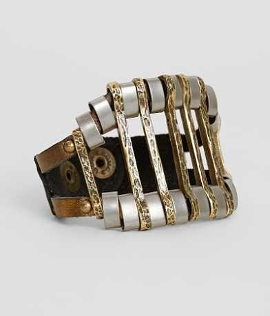 Leatherock Metal Bracelet