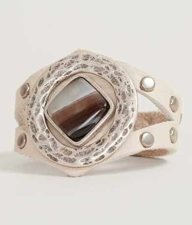 Leatherock Leather Bracelet