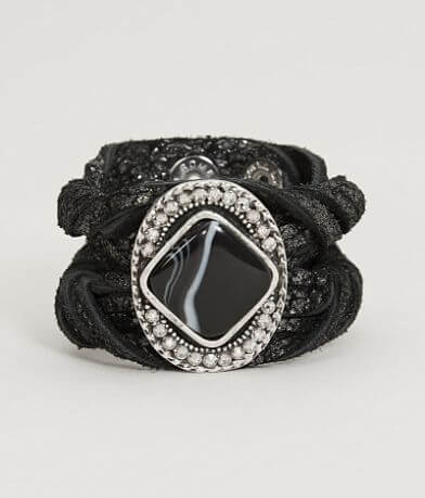 Leatherock Twisted Bracelet