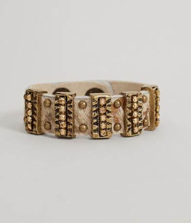 Leatherock Swarovski® Crystal Bracelet