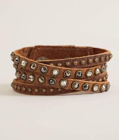 Leatherock Distressed Bracelet
