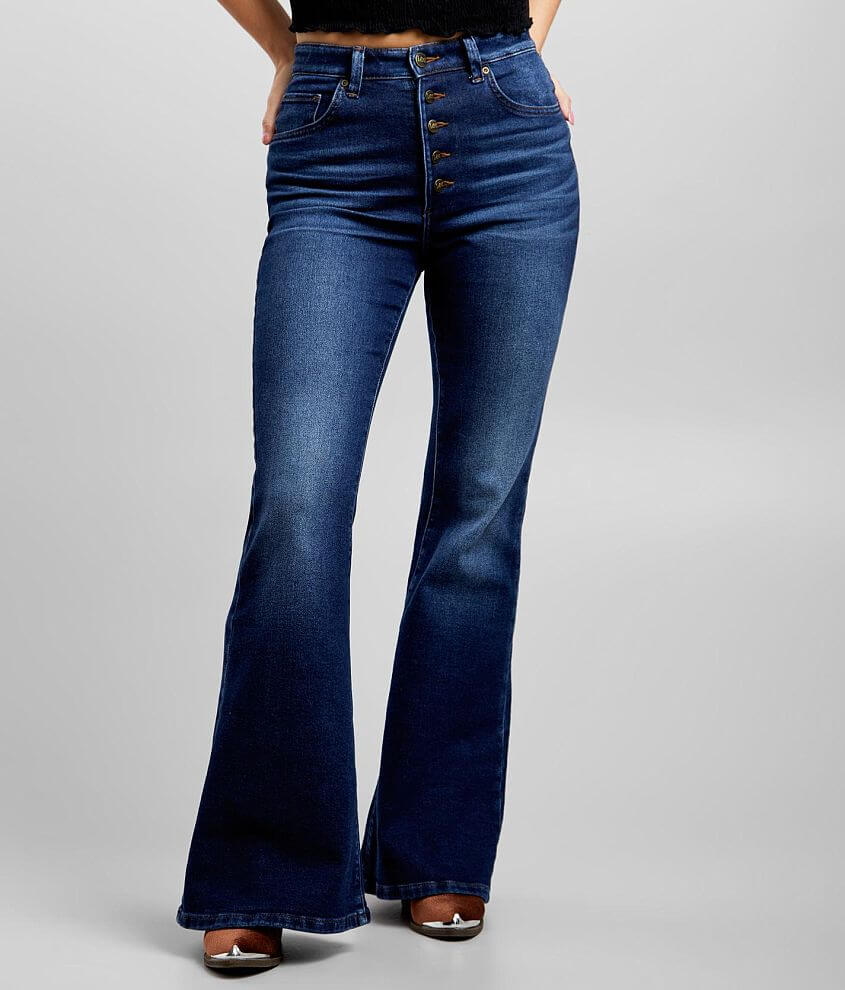Lee® Vintage Modern Flare Stretch Jean front view