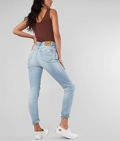 Lee® High Rise Skinny Stretch Jean