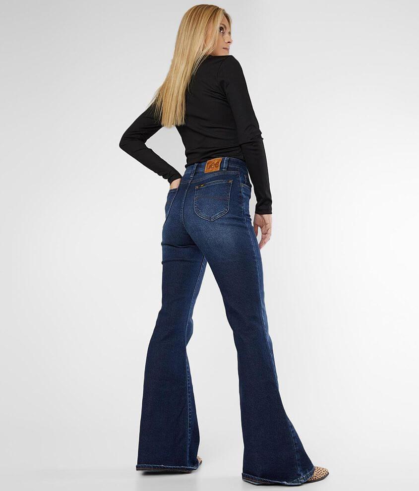 Lee® High Rise Flare Stretch Jean