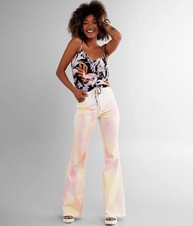 Lee® Vintage Modern Tie Dye Flare Jean