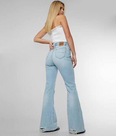 Lee® High Rise Flare Stretch Jean