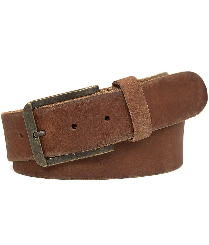 Vintage American Birch Belt front view