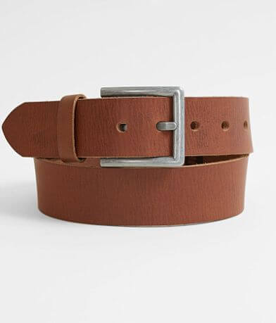 Vintage American Elmer Leather Belt