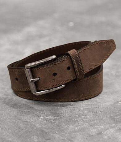 BKE Crazy Horse Leather Belt