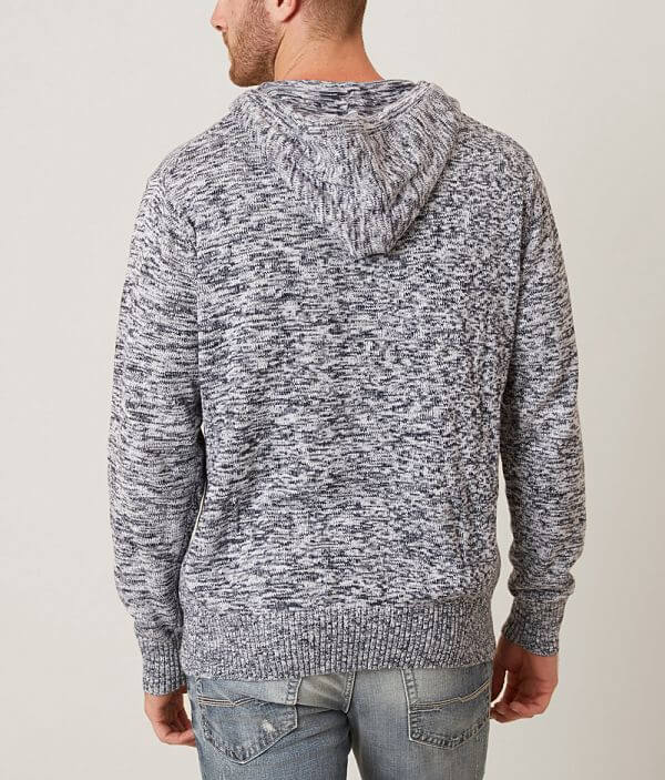Sweater Henley Weave Makers Open Outpost vIqXwx