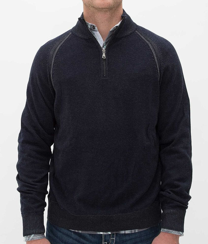 BKE Millwood Sweater front view