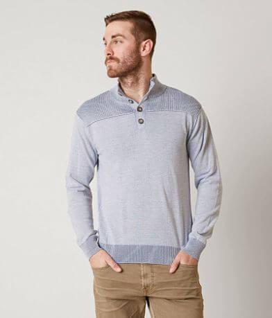 BKE Henry Henley Sweater