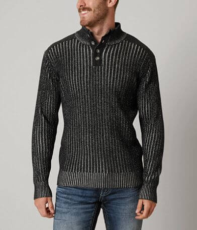 BKE Evans Henley Sweater
