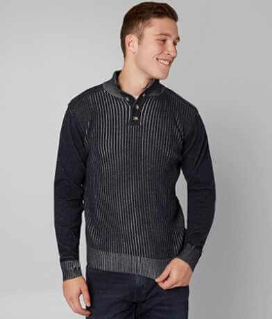 BKE Northport Henley Sweater