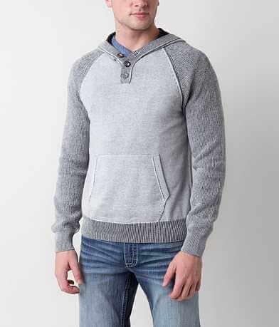 BKE Pine Henley Sweater