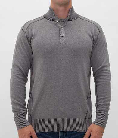 Buckle Black Elation Henley Sweater