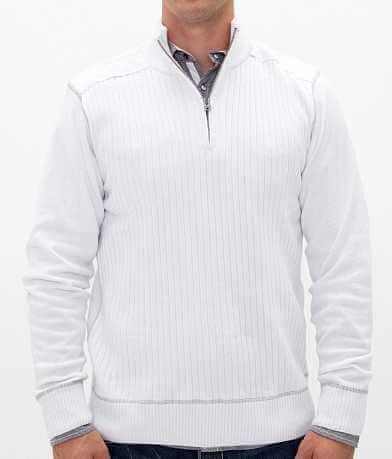 Buckle Black Between Sweater