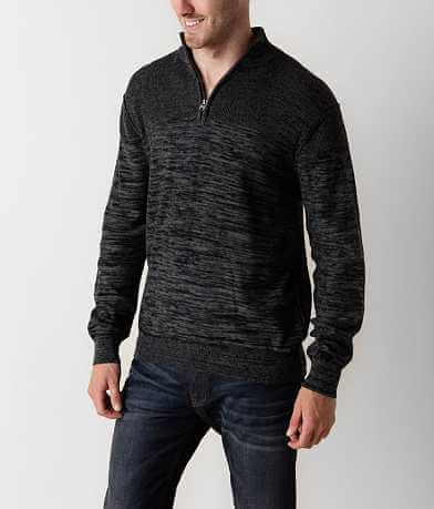Buckle Black Affect Sweater