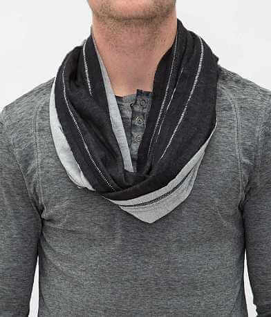 Buckle Black Gullon Scarf