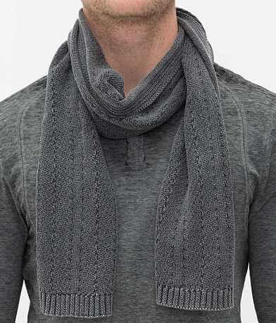 Buckle Black Ptarmigan Scarf