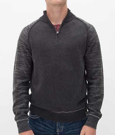 Buckle Black Polished Harmony Sweater