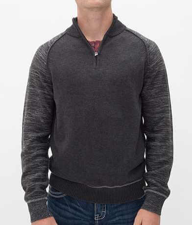 Buckle Black Polished Harmony Sweater