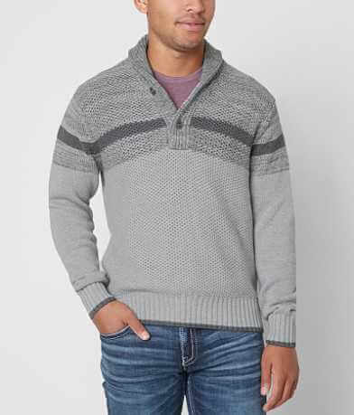 J.B. Holt Sawyer Henley Sweater
