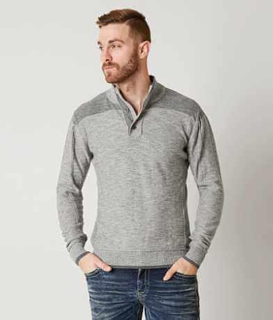 J.B. Holt Jackson Henley Sweater