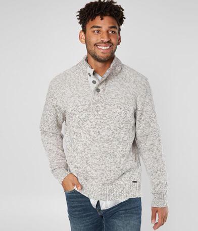 J.B. Holt Mischief Henley Sweater