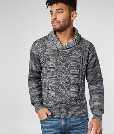 J.B. Holt Meister Cowl Neck Sweater