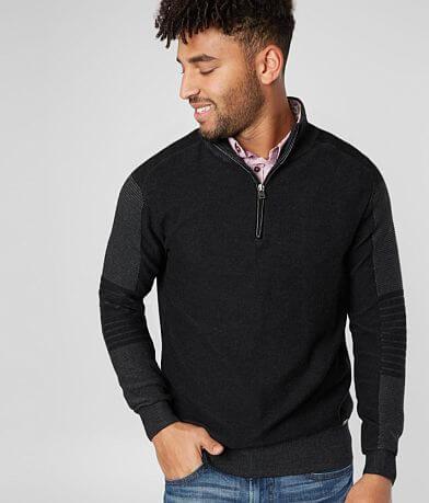 1b62ff7cc7f186 J.B. Holt Friend Quarter Zip Sweater