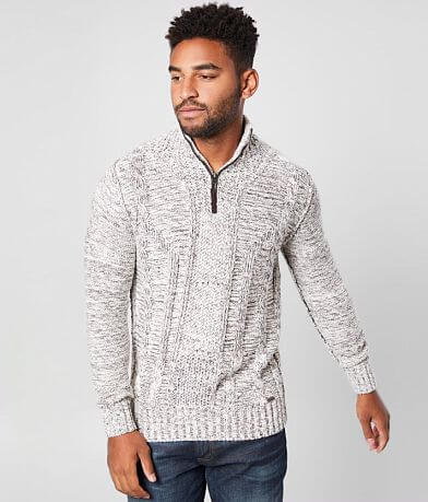 J.B. Holt Explorer Mock Neck Sweater