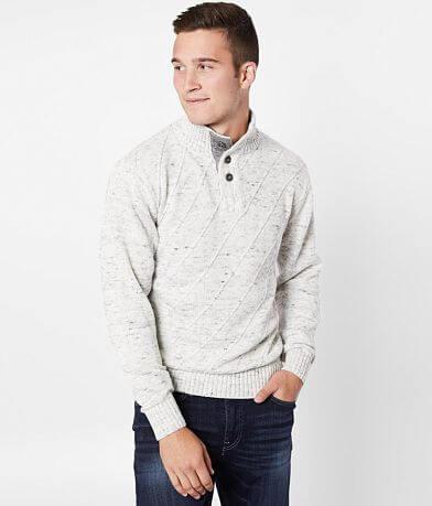 J.B. Holt Stanley Henley Sweater