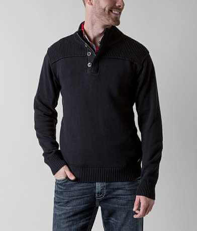 J.B. Holt The Jefferson Henley Sweater