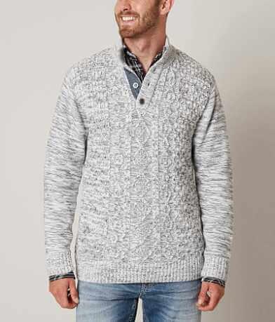 J.B. Holt Roxbury Henley Sweater