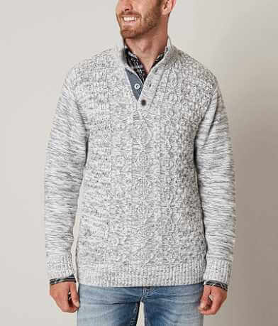 J.B. Holt Roxbury Henley Sweater
