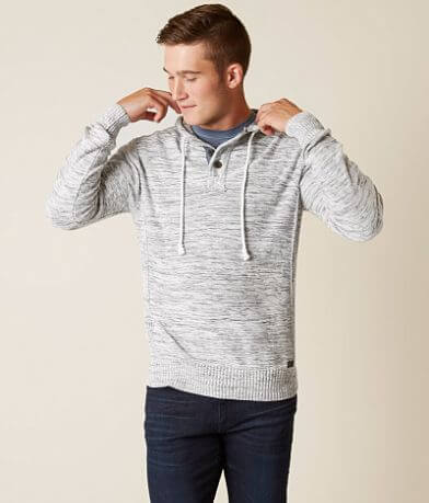 Outpost Makers Knit Henley Sweater